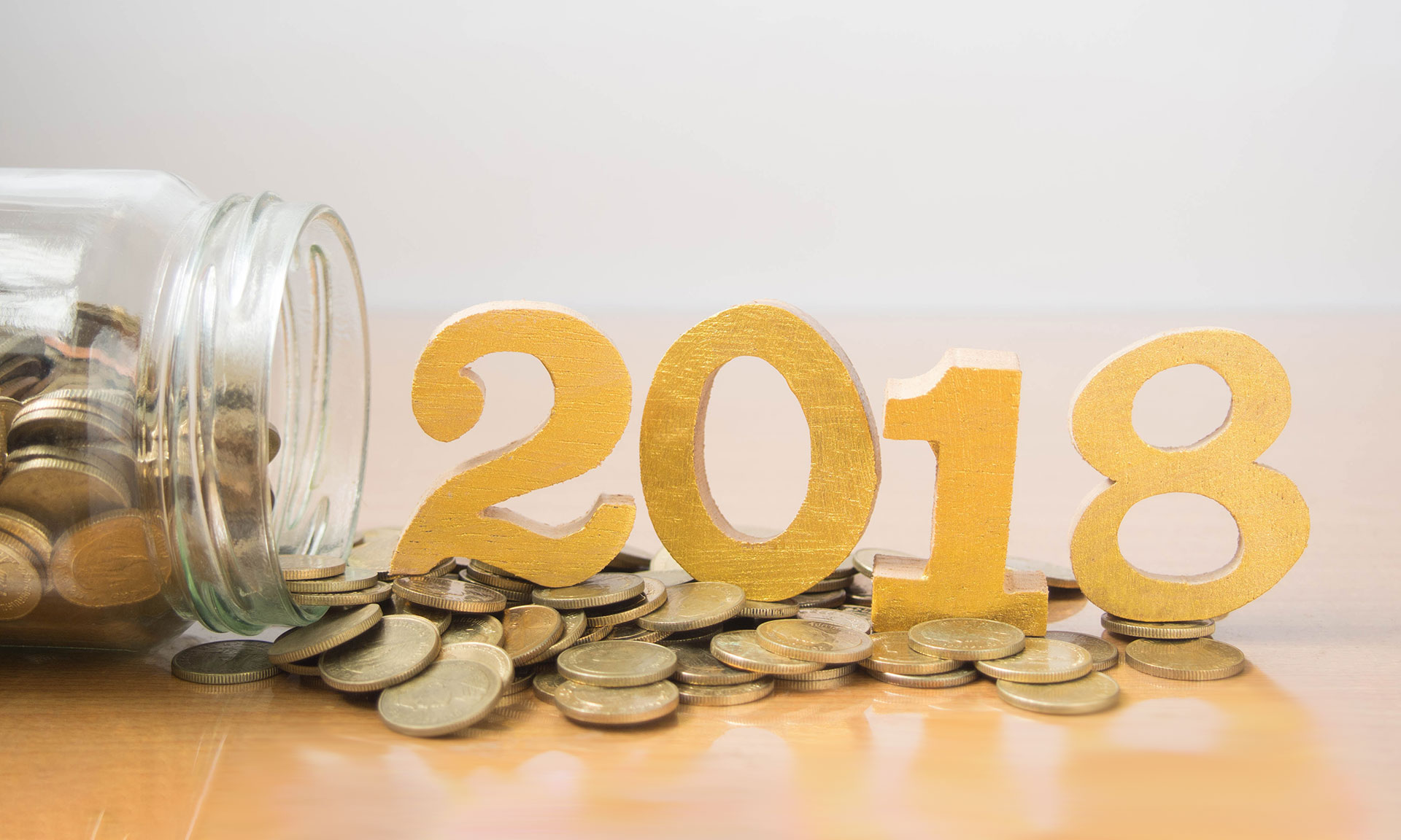 12 ways to save money in 2018 which news for How to save for a house in 1 year