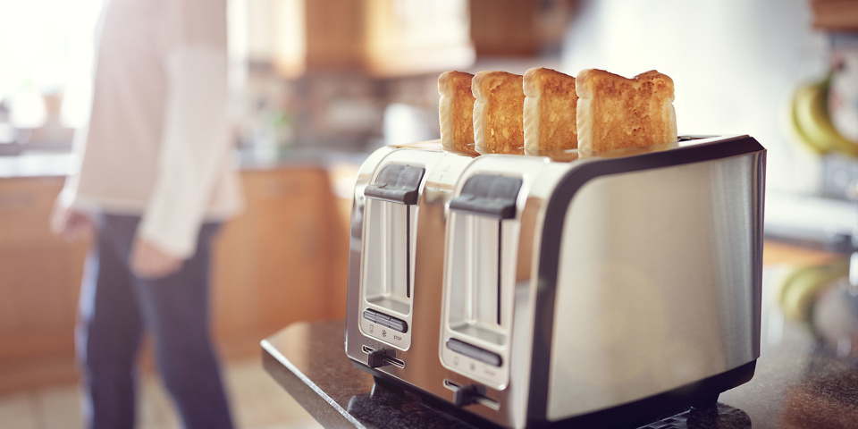 Best 4 slice toasters revealed – Which News