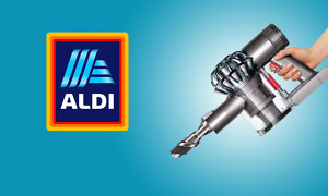 Bag yourself a half-price Dyson V6 vacuum cleaner bargain at Aldi