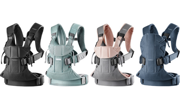 d76fc9d5af8 Baby Bjorn relaunch their One and One Air baby carrier – Which  News