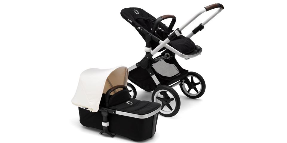 Exclusive preview of new Bugaboo Fox pushchair launched for 2018