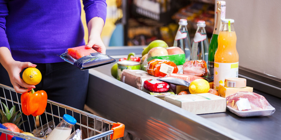 Which was the cheapest supermarket in July 2019?