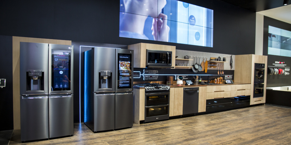 LG InstaView ThinQ Alexa fridge adds clever kitchen tricks