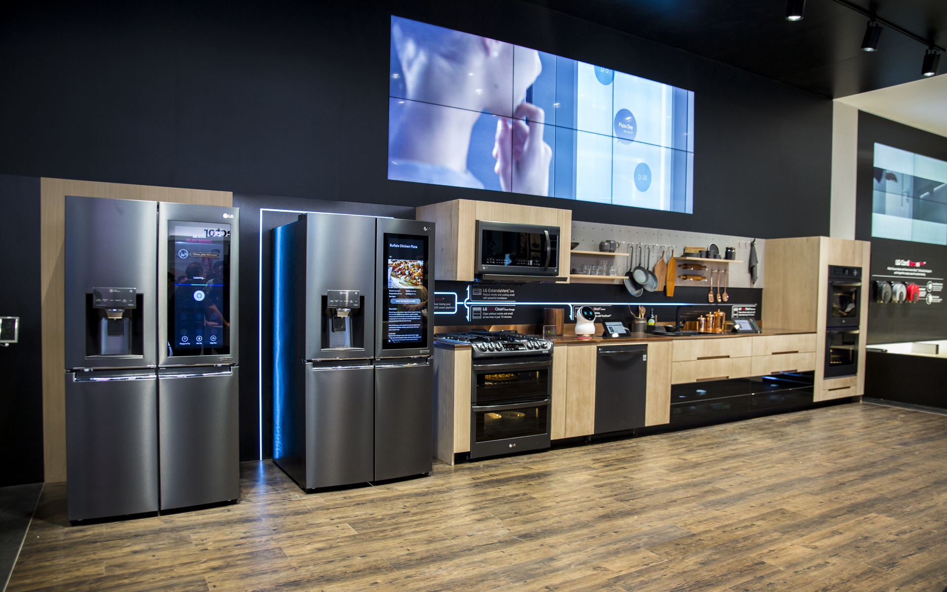 Lg And Samsung Kitchen Appliances To Get Smarter Which News