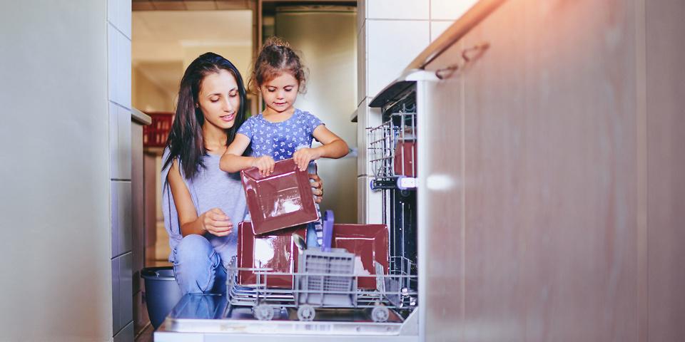 Revealed: latest dishwashers that dry brilliantly