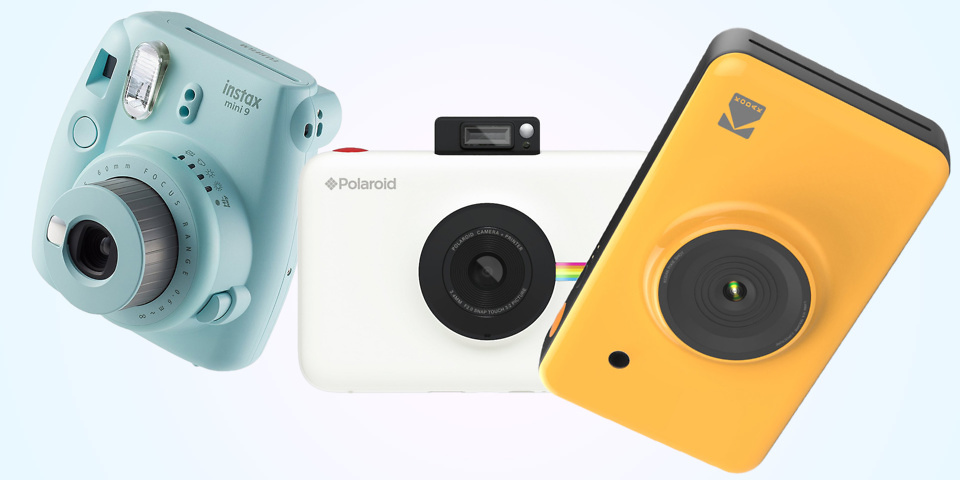 Which is the best instant camera to buy now?