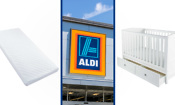 Aldi cot bed mattress and cot bed Special Buys offers, are they worth it?