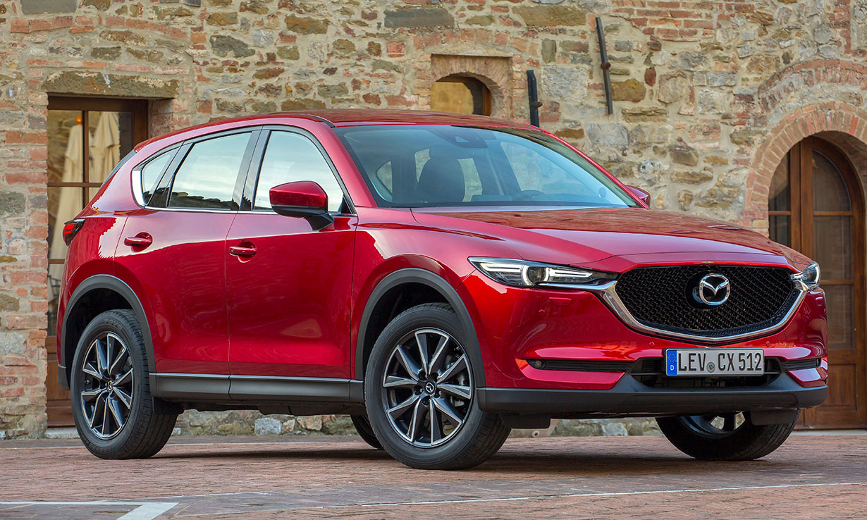 The latest suvs including the mini countryman which news mazda cx 5 fandeluxe Gallery