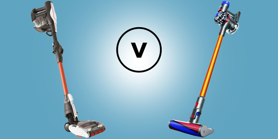 Dyson accuses Shark of misleading advertising