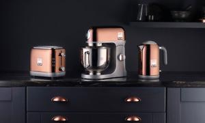 Kenwood launches limited edition rose-gold kMix kitchen bundle