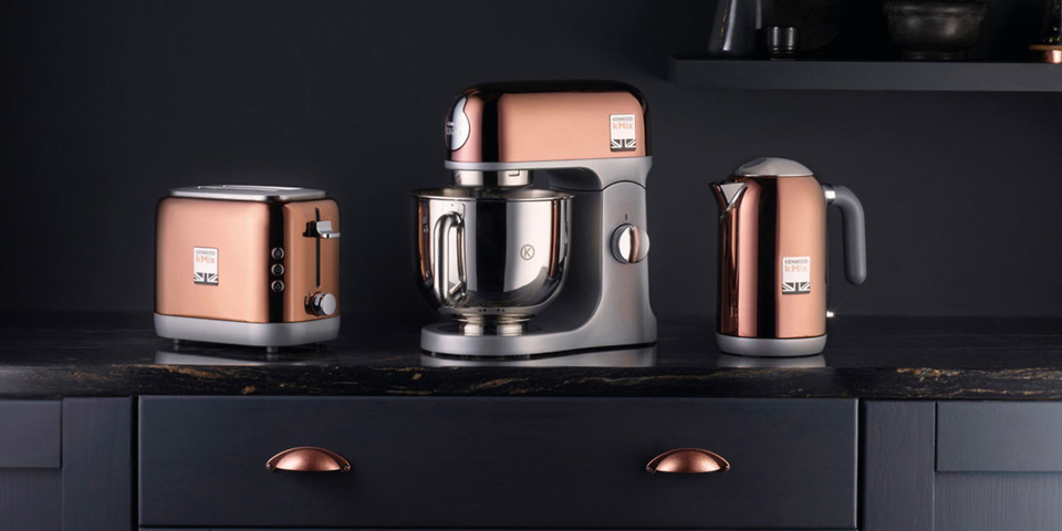 Kenwood Launches Limited Edition Kmix Kitchen Bundle Which News