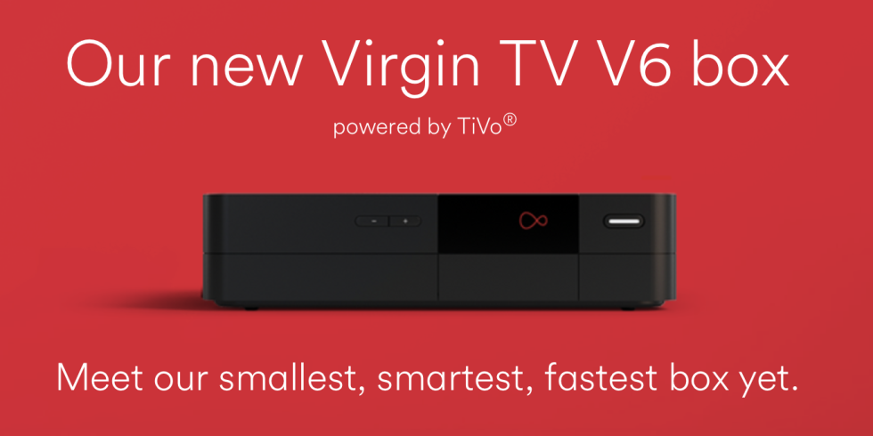 virgin media tv customers to receive free v6 4k set