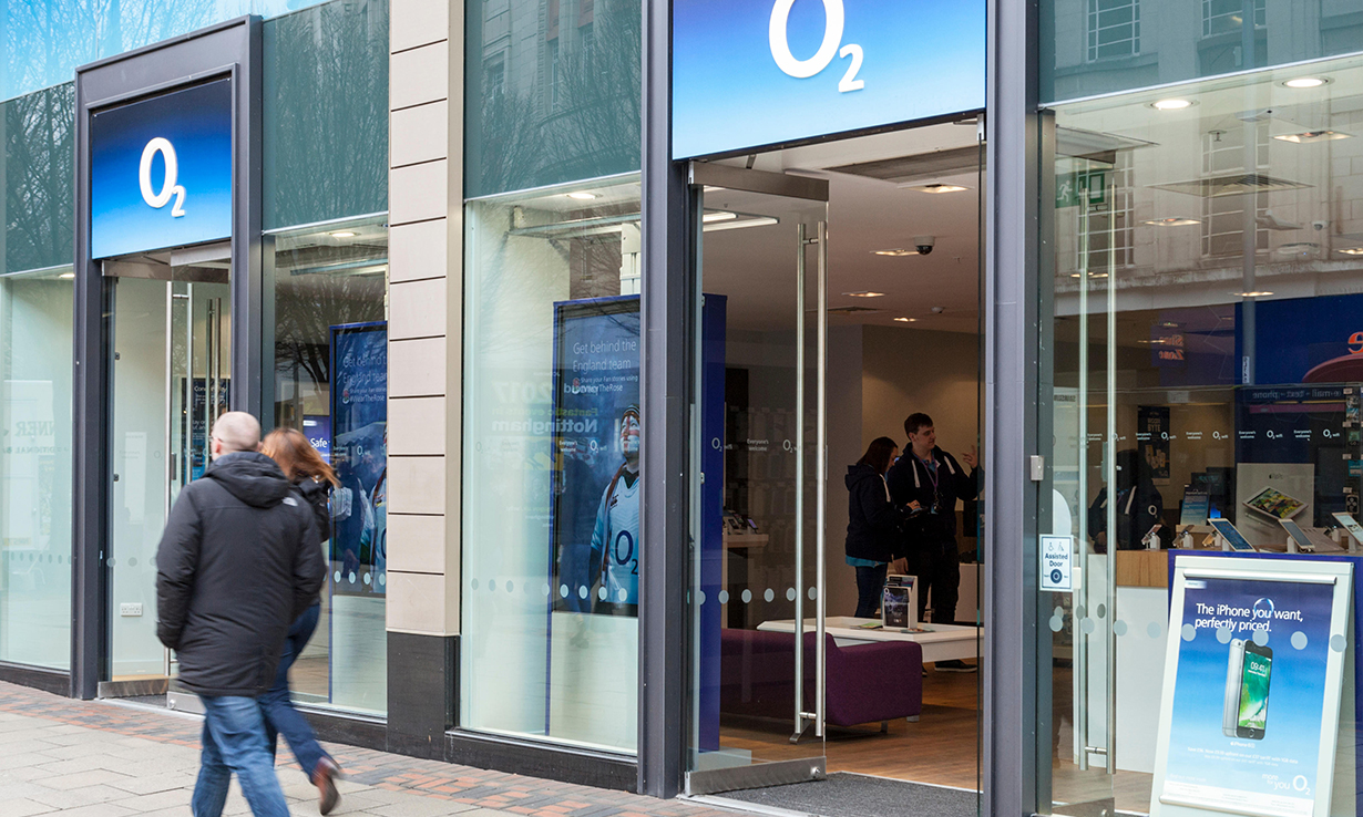 O2 network down across Kent leaving thousands without data