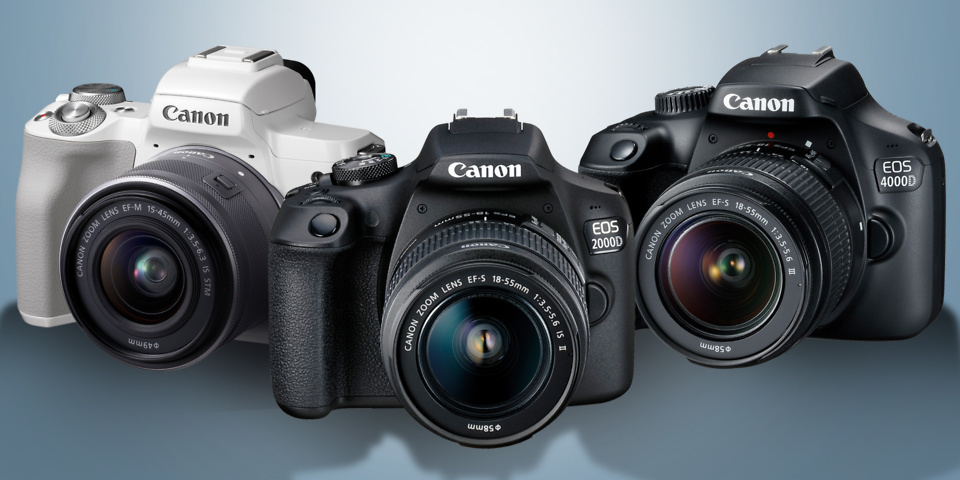 Canon launches its cheapest DSLR camera yet