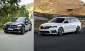 Can a Skoda match posh German cars?