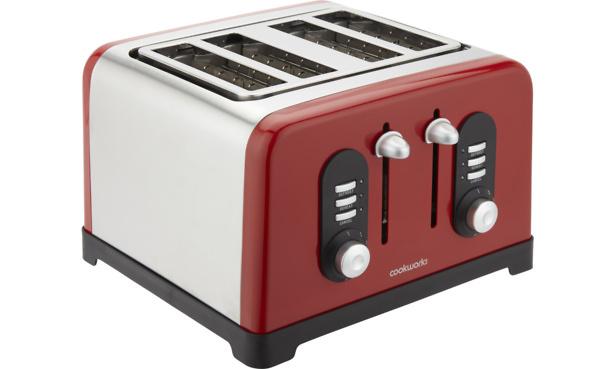 Argos Cookworks 4 slice toaster