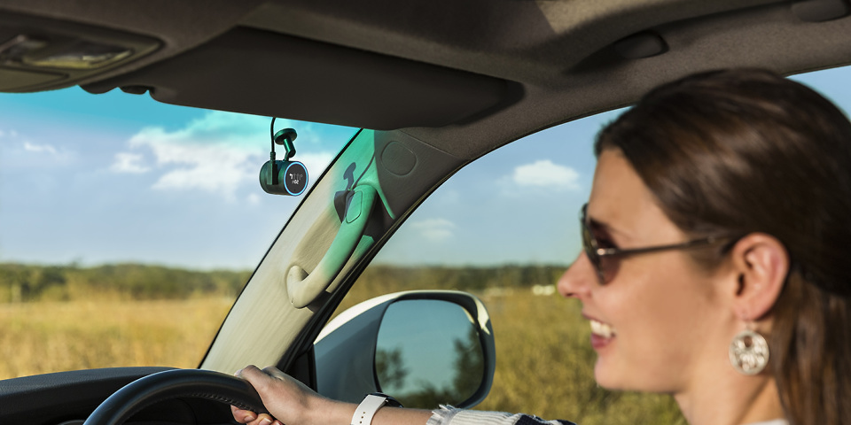 Voice-controlled dash cams: what's available and what's to come