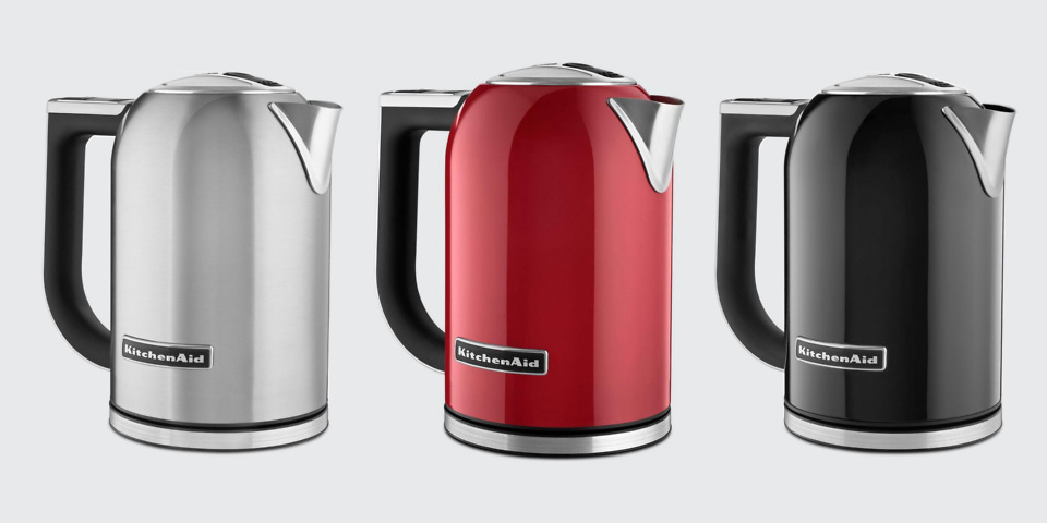 Thousands of KitchenAid kettles recalled by Whirlpool due to burn risk