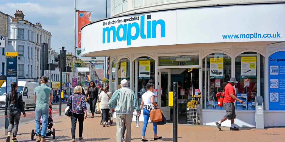 Maplin goes into administration: what we know so far