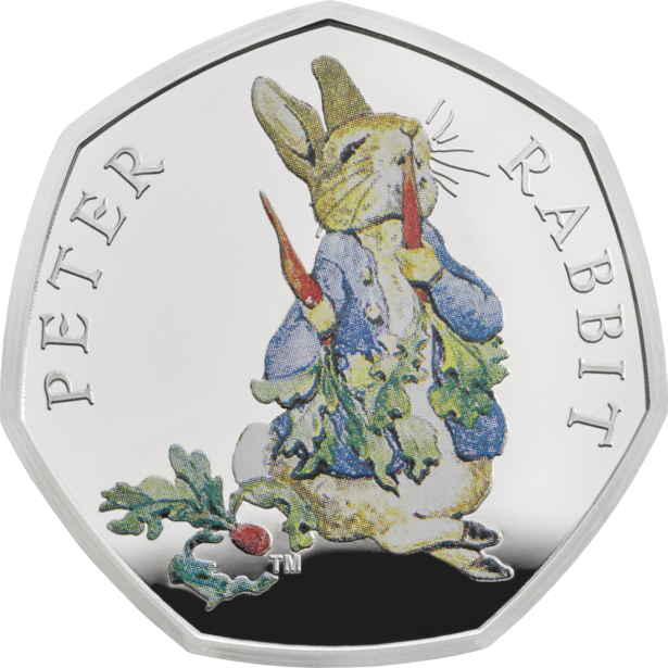 Four new Peter Rabbit 50p coins for 2018 – Which? News