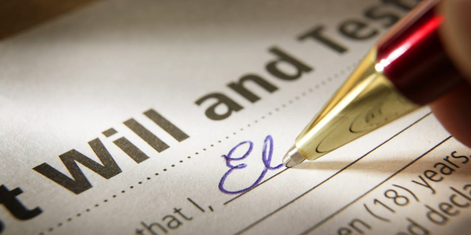 Millions risk dying without a will