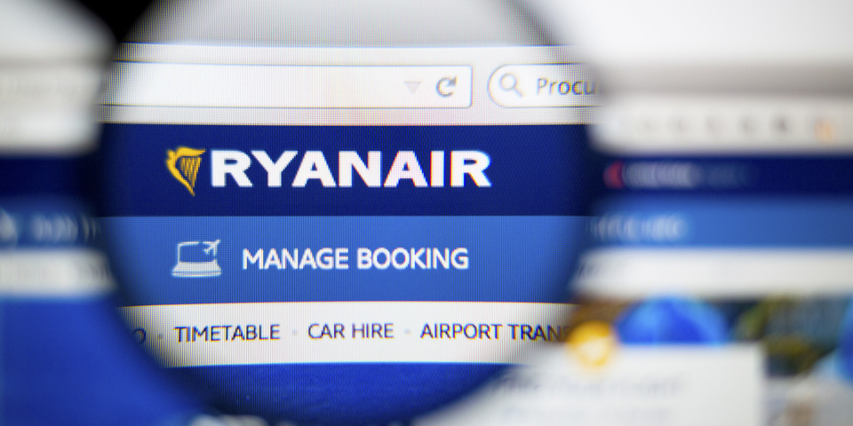 Passengers rebooking Ryanair flights face rip-off 'change fares'