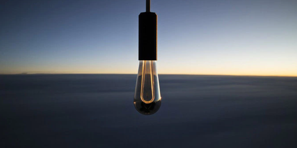 Could this space-age LED bulb light up your life?