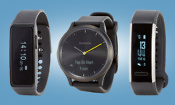 Fitness trackers: £30 Nuband and £470 Garmin reviewed – should you spend more?