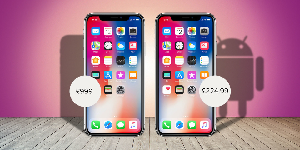 IPHONE X CLONE VS ORIGINAL DIFFERENCE