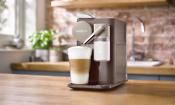 Nespresso Lattissima One cappuccino