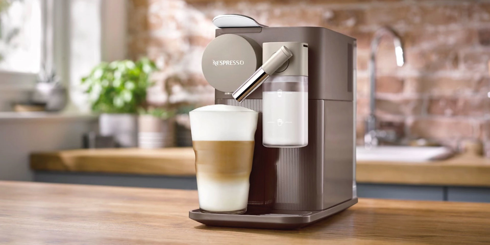 Image result for coffee machine milk frother
