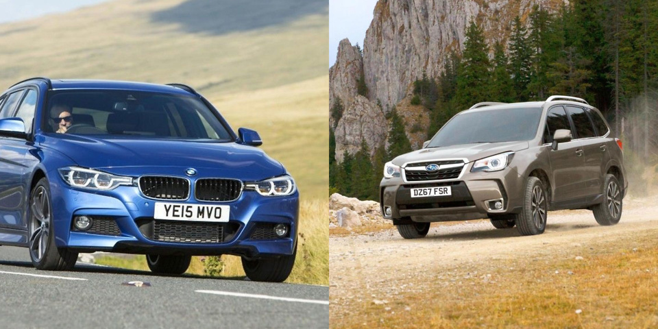 4x4s cars vs premium estate cars: which is really better?