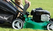 Aldi Gardenline self-propelled petrol lawn mower