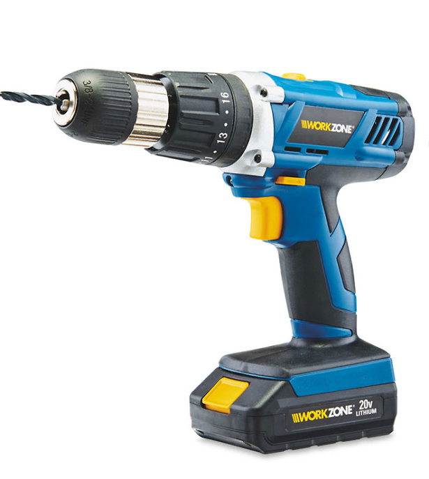 Is the £50 Aldi Workzone cordless drill actually any good