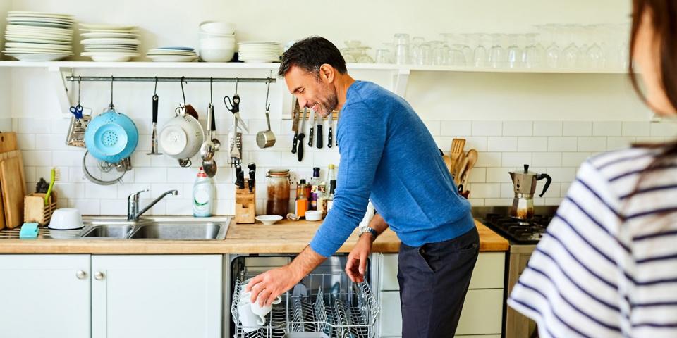 Highest-scoring slimline dishwasher revealed