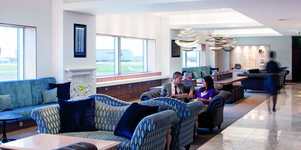 Best and worst airport lounges in the UK