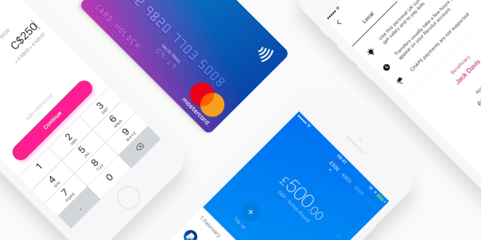 Revolut launches disposable virtual cards to fight online fraud