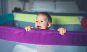 Six ways to make your travel cot safer