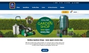 Aldi has launched an online garden shop