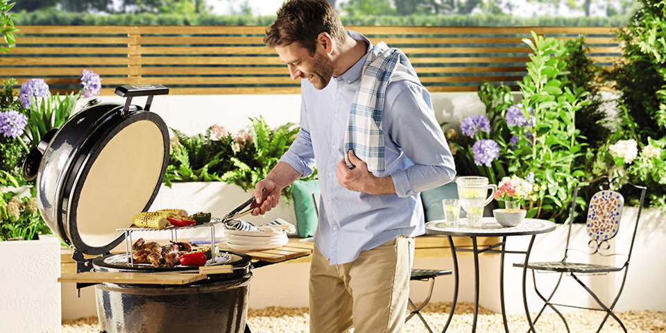 We Check Out Aldis Ceramicanese Style Outdoor Kamado Oven