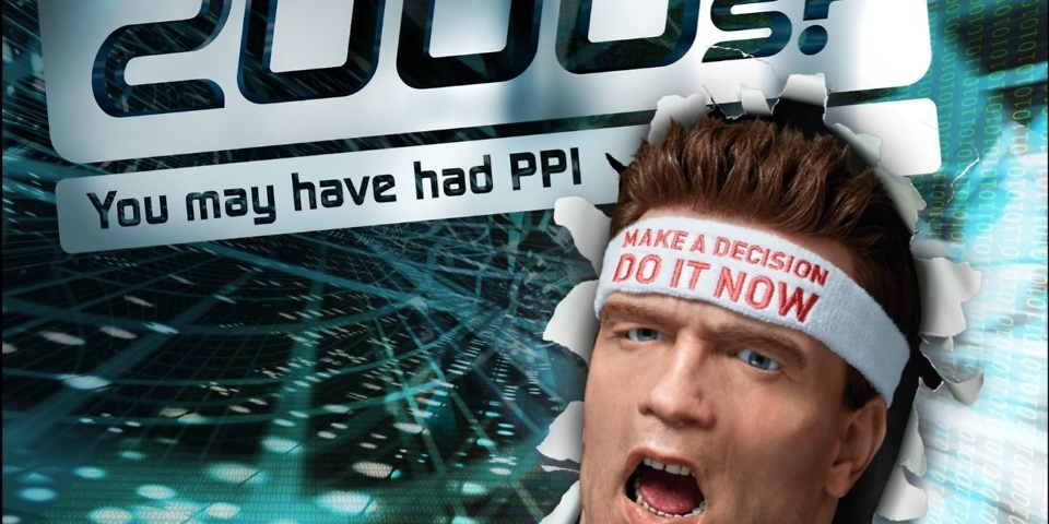 Hasta la PPI, baby: Arnie wants you to hurry up and make a PPI claim