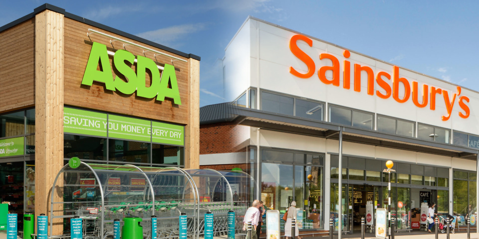 Potential Sainsburys And Asda Merger Comes With Possible