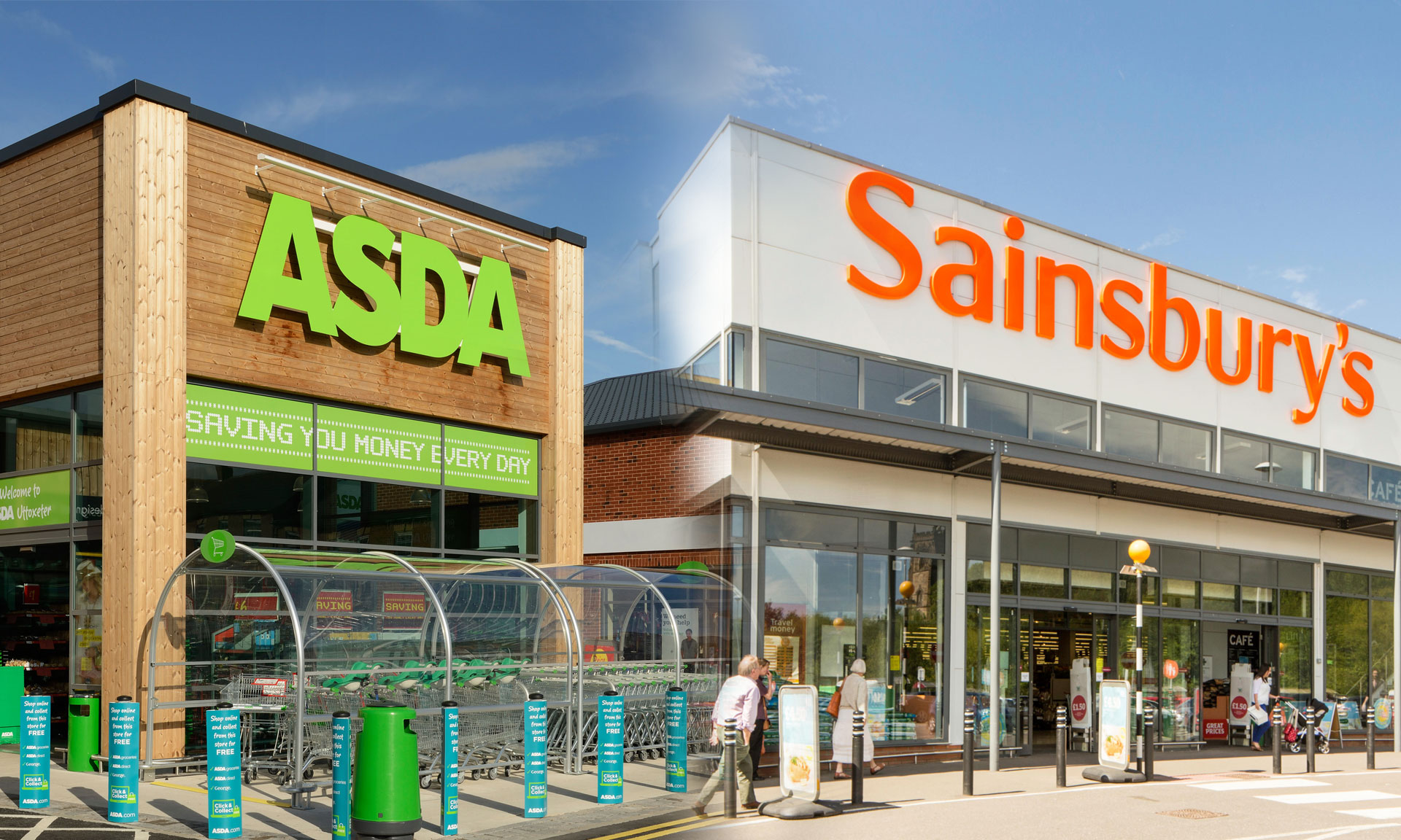 Potential Sainsbury S And Asda Merger Comes With Possible Price Cuts For Shoppers Which News