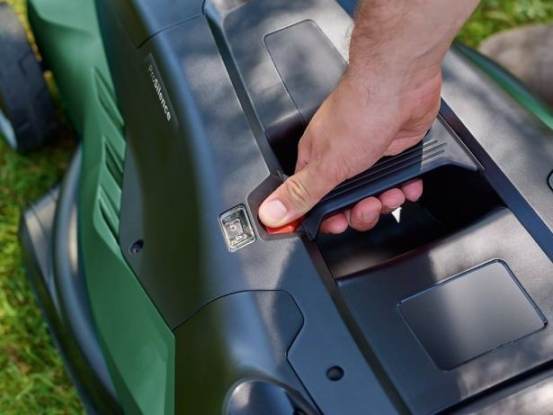 Bosch Rotak 2018 lawn mowers