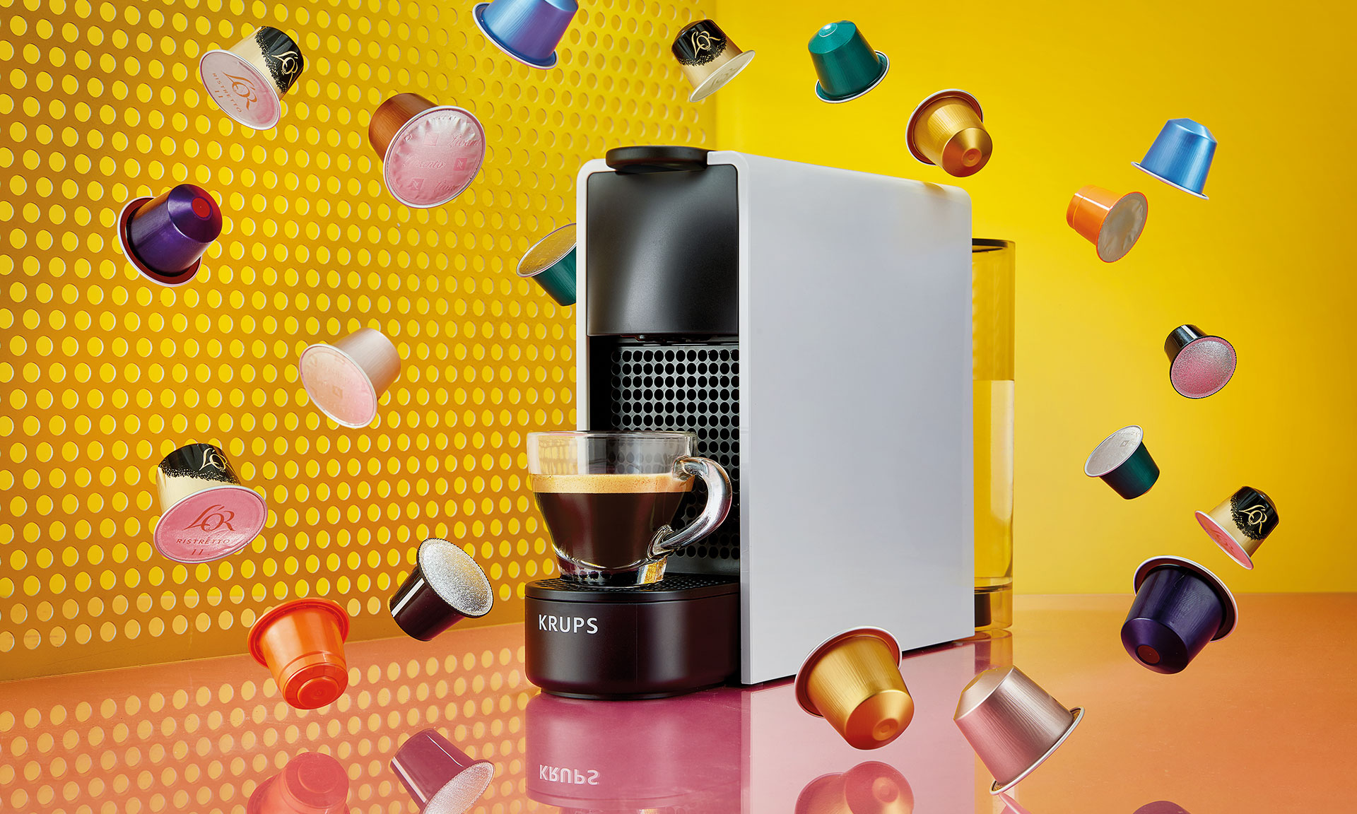 Best Nespresso Compatible Coffee Capsules For 2018 Revealed