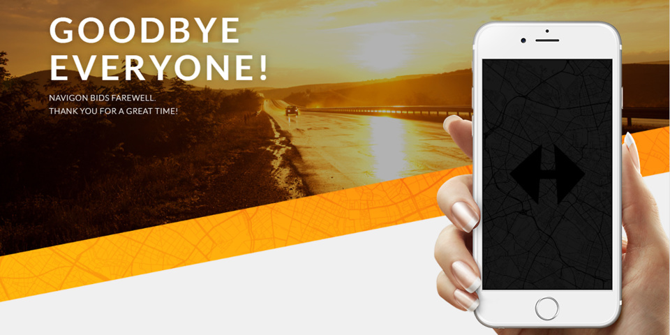 garmin navigon sat nav apps to go off sale which news rh which co uk