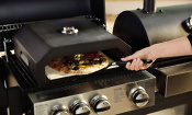 New cheap Aldi BBQ Pizza Oven on sale