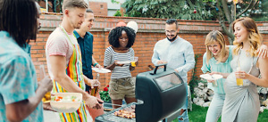 Top five gas barbecues