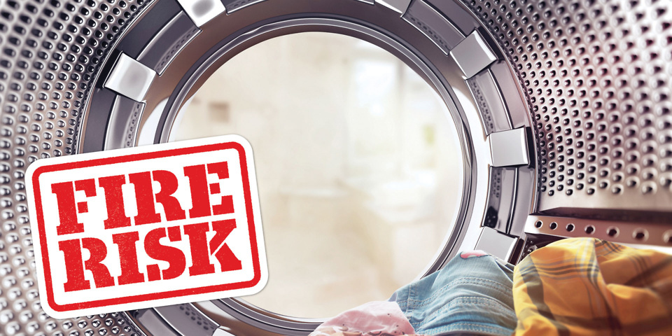 Argos issues safety notice on Bush tumble dryers