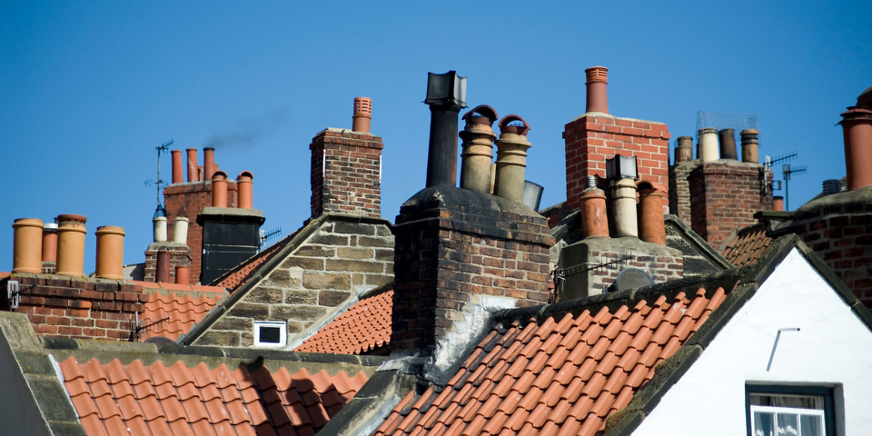 Chimney smoking from wood burning stove
